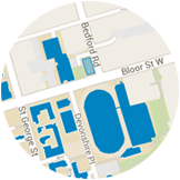 Map Image of Faculty of Social Work building location