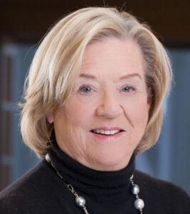 photo of Margaret McCain