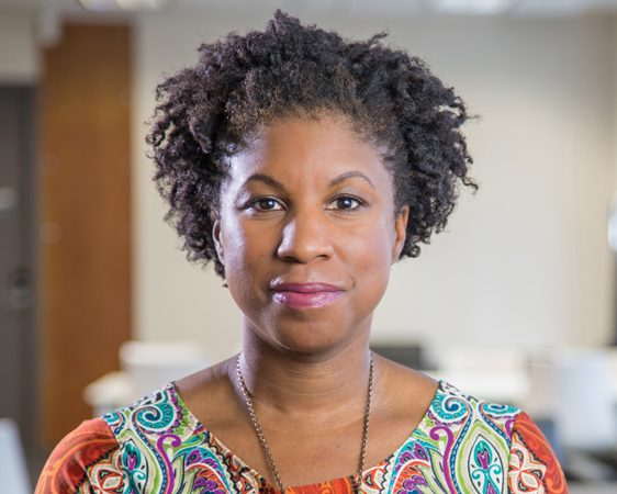 Charmaine Williams talks about racism and mental health on the Catch up on Kids Mental Health podcast