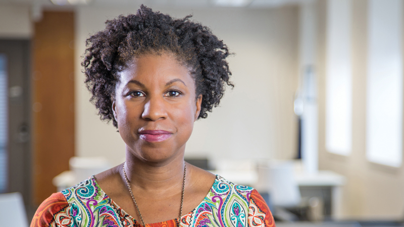 photograph of Professor Charmaine Williams