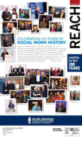 An image of the cover of Reach magazine, Spring 2015 issue