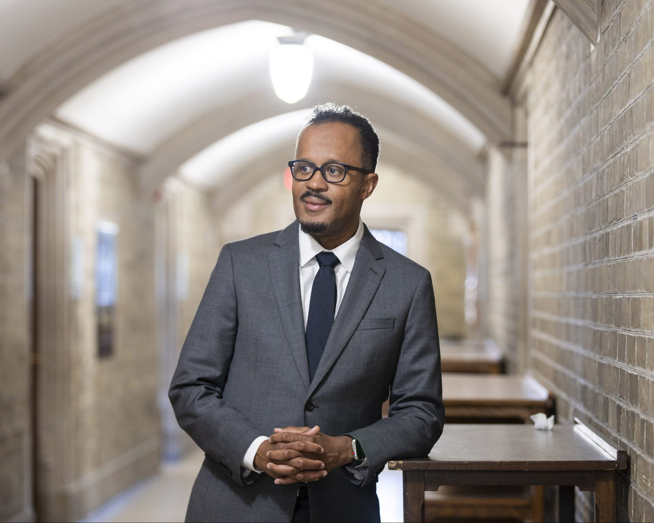 Structural violence: U of T's Dexter Voisin on systemic racism, trauma and the Black community
