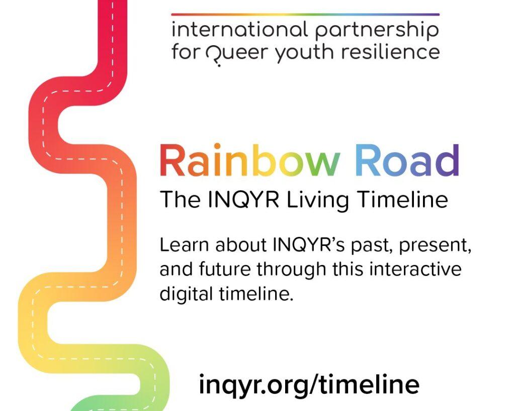 INQYR Rainbow Road timeline image