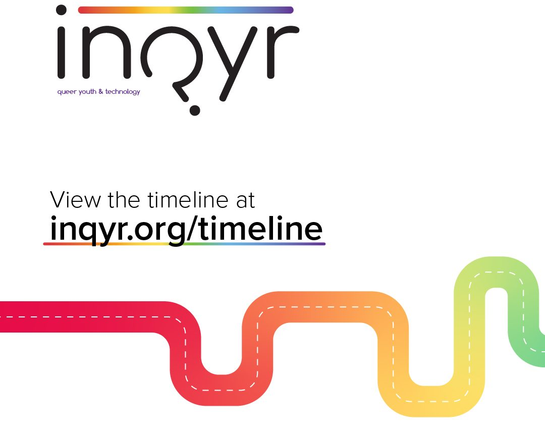 Introducing Rainbow Road: The INQYR Living Timeline
