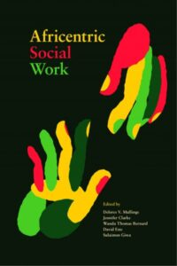 Book cover: Africentric Social Work